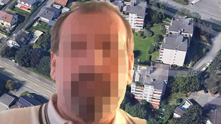 Radik R. (57) schaffte es noch blutend in seine Wohnung im Mehrfamilienhaus nebenan, im Spital starb er aber noch in derselben Nacht.