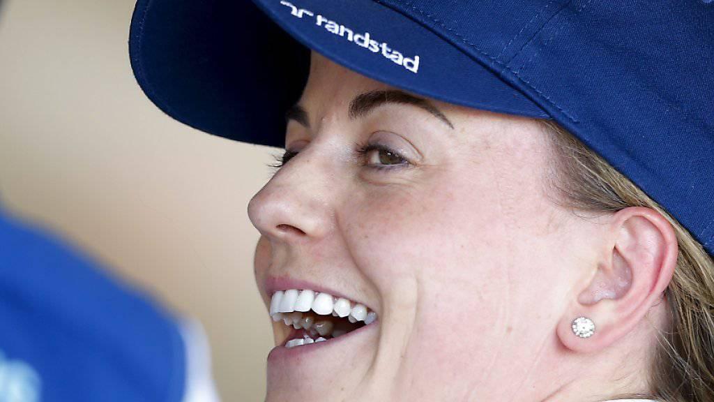 Die Williams-Testfahrerin Susie Wolff tritt am 20./21. November in London von der Motorsportbühne ab