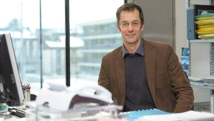 Ende 2012 hat Thomas Furrer seinen Arbeitsplatz in Köniz in Richtung Osten verlassen.
