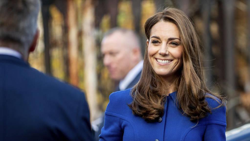 Herzogin Kate ist in Grossbritannien äusserst beliebt.
