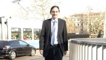 Der frische gewählte Regierungsrat Mario Fehr.  (Foto: Peter Würmli)