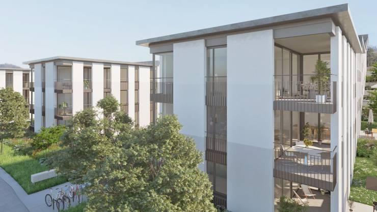 Die tiefsten Preise für eine Wohnung liegen bei 840'000 Franken.
