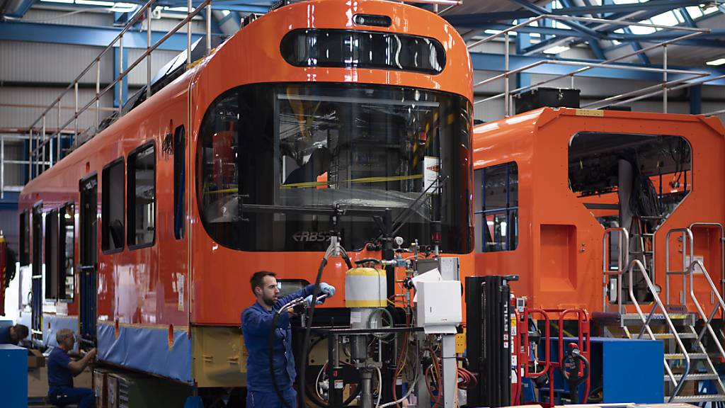 Stadler Rail verfehlt trotz Rekordergebnis eigene Erwartungen