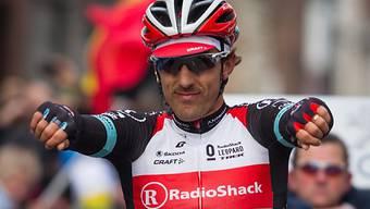Triumph in Flandern: Fabian Cancellara