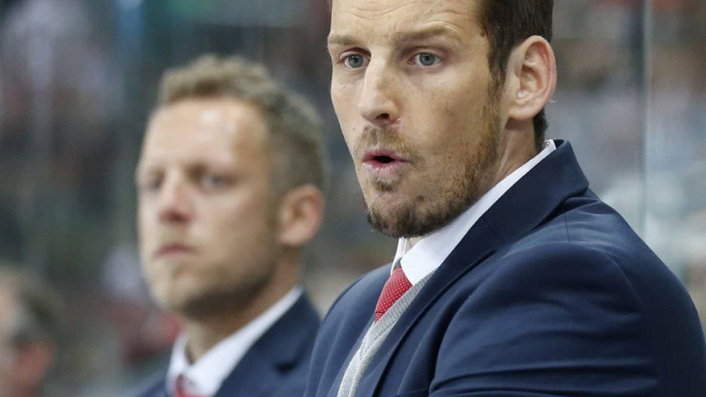 Für Patrick Fischer und sein Team setzte es in Minsk eine Niederlage ab