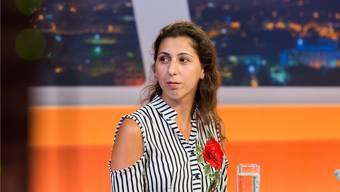 Soll nun doch eingebürgert werden: die junge Türkin Funda Yilmaz aus Rohr AG.