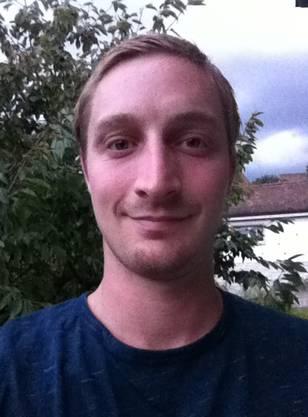 Fabien Treichler (27),Gemeinderatskandidat