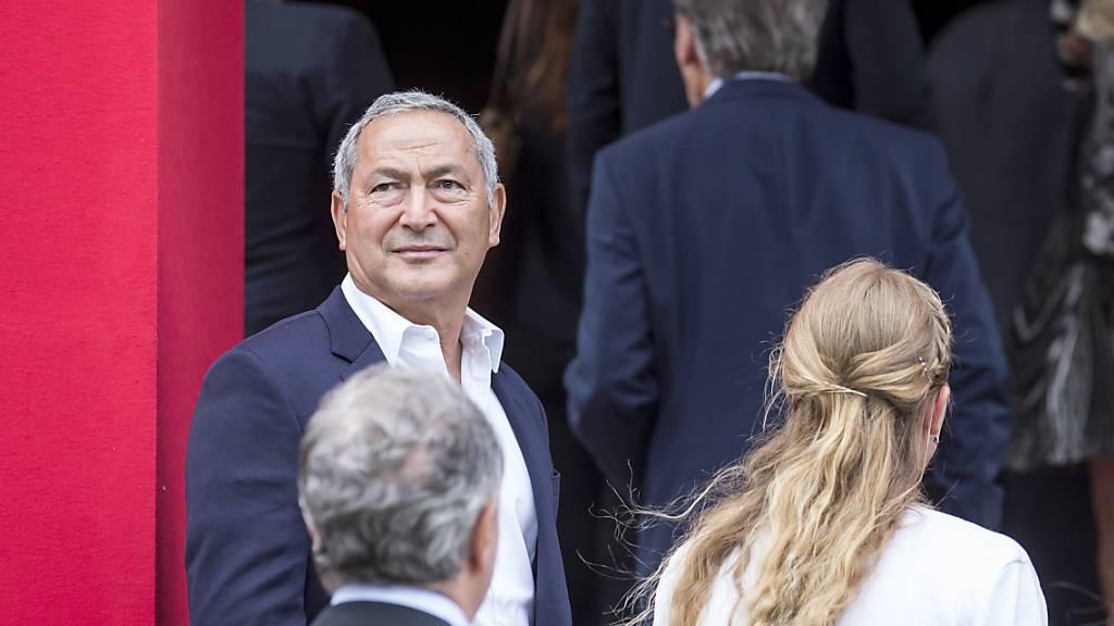 Andermatt-Investor Sawiris wird Urner Ehrenbürger mit Nebengeräusch