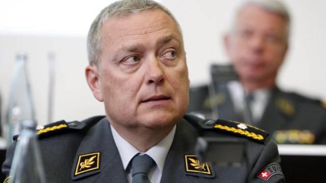 Möchte mehr Frauen in der Armee: SOG-Präsident Froidevaux (Archiv)