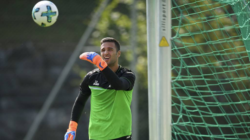 FCSG-Goalie Dejan Stojanović hat ein Angebot aus England
