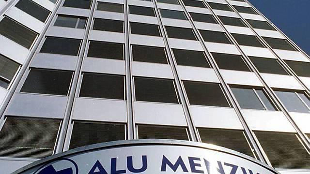 Alu Menziken soll wieder Gewinn machen (Archiv)