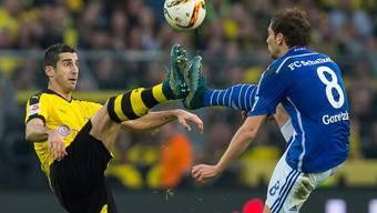 Das Revierderby zwischen Borussia Dortmund und Schalke 04 ist stets ein Saisonhöhepunkt.