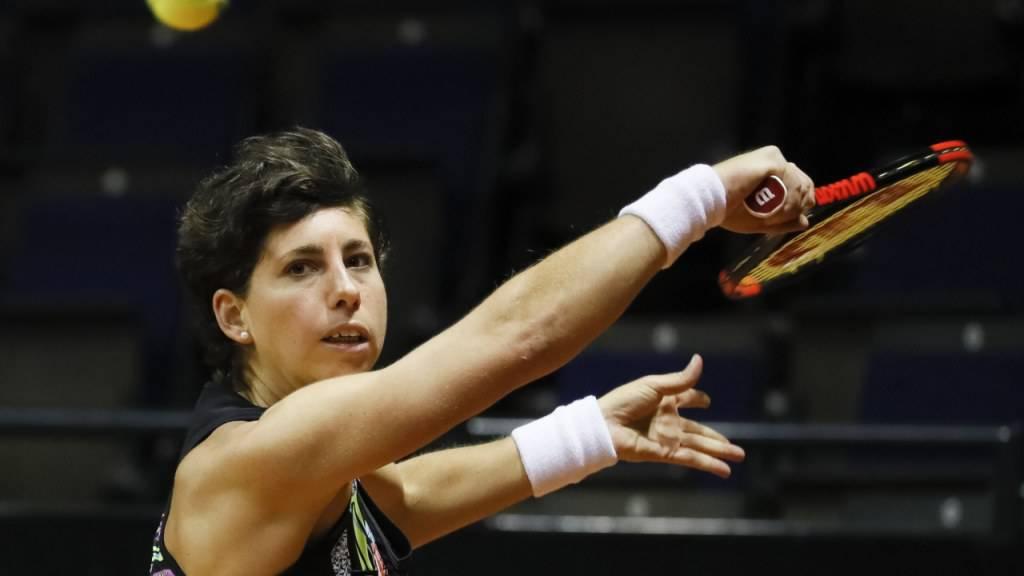 Carla Suarez Navarro muss sich einer Chemotherapie unterziehen