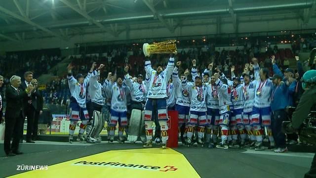 ZSC Lions wollen den Meisterpokal