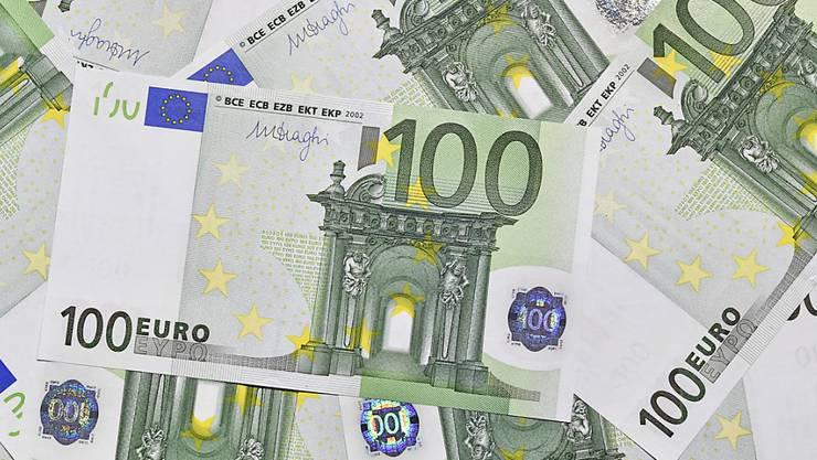Die italienische Krise lässt den Euro wieder schwächeln.
