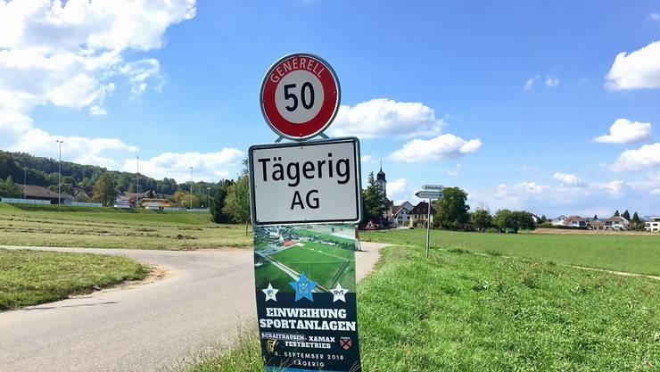 Die Gemeinde Tägerig hat 389'000 Fr. weniger als budgetiert eingenommen.