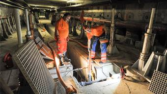 Baselland, Sanierung Chienbergtunnel