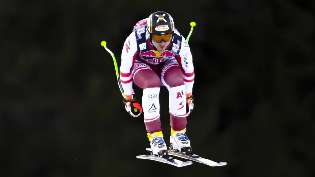 Hannes Reichelt war fast 20 Jahre im Ski-Weltcup unterwegs