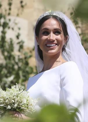 Meghan hatte Keller Anfang des Jahres getroffen und sich für sie als Designerin ihres Brautkleides entschieden.