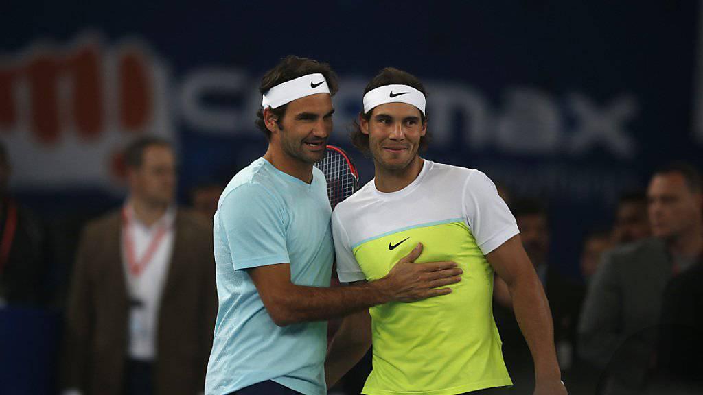 Roger Federer und Rafael Nadal haben angekündigt, dass sie im nächsten Jahr beim neu ins Leben gerufenen Laver Cup zusammen im Doppel antreten möchten