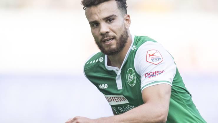 Super-League-Spieler Nicolas Lüchinger ist aus dem Nachwuchs des FC Montlingen hervorgegangen