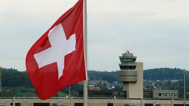Der Flughafen Zürich hat die Jury am meisten überzeugt. (Archiv)