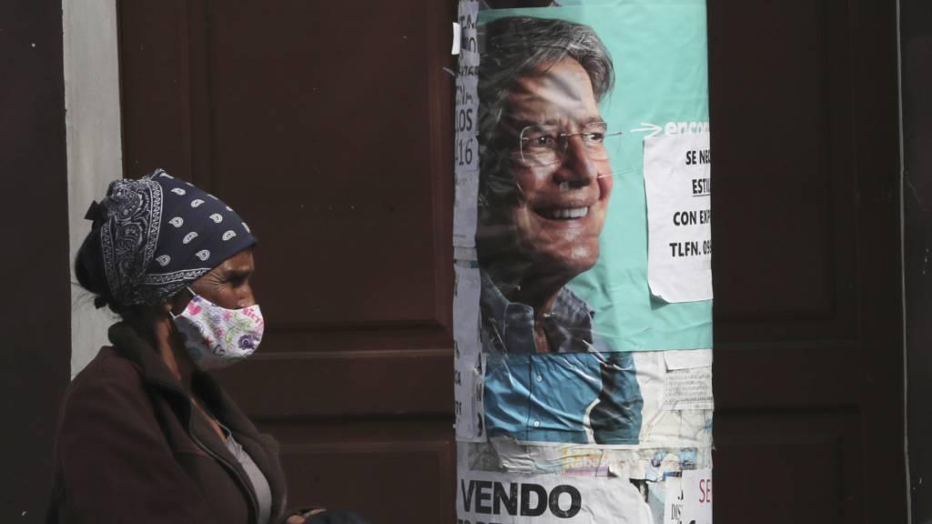 Richtungsentscheidung: Ecuador wählt neuen Staatschef