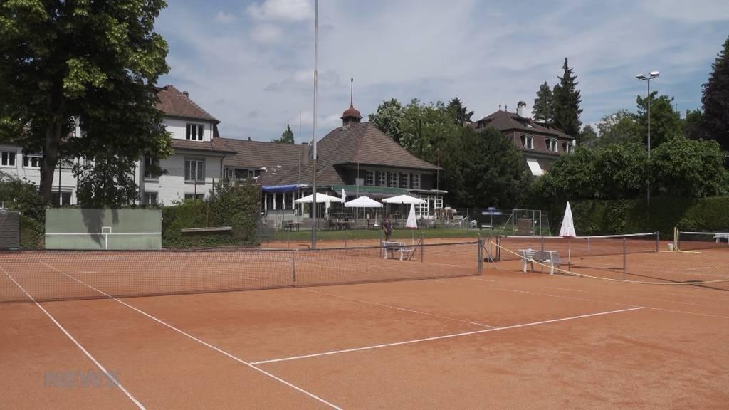 Streit um Abbruch des Tennisclubs im Kirchenfeld