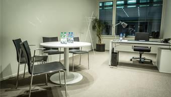 Das Trafo vermietet Büros: Virtuell oder tage- und stundenweise.