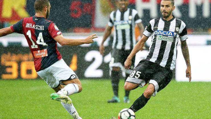 Valon Behrami erhält bei Udinese einen neuen Coach