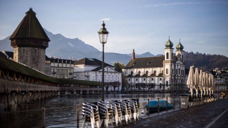Luzern rechnet mit weniger Europa-Touristen