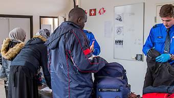 In den ersten neun Monaten des Jahres stammten die meisten Asylgesuche von Eritreern. (Symbolbild)