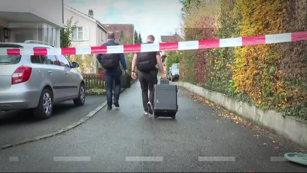 Sondersendung: Tötungsdelikt in Buchs (AG) fordert vier Tote