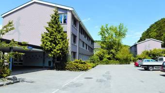 Schulhaus Dorf: Es könnte mit blick zum Zentrum der Schule werden. Oliver Menge