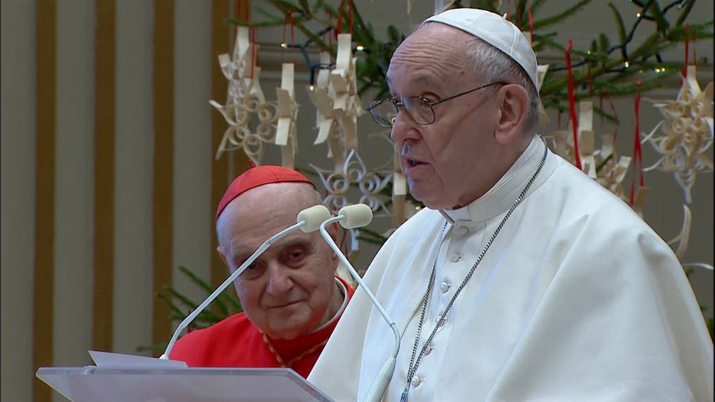 «Urbi et orbi»: Papst segnet mit Frieden und Corona-Impfungen für alle
