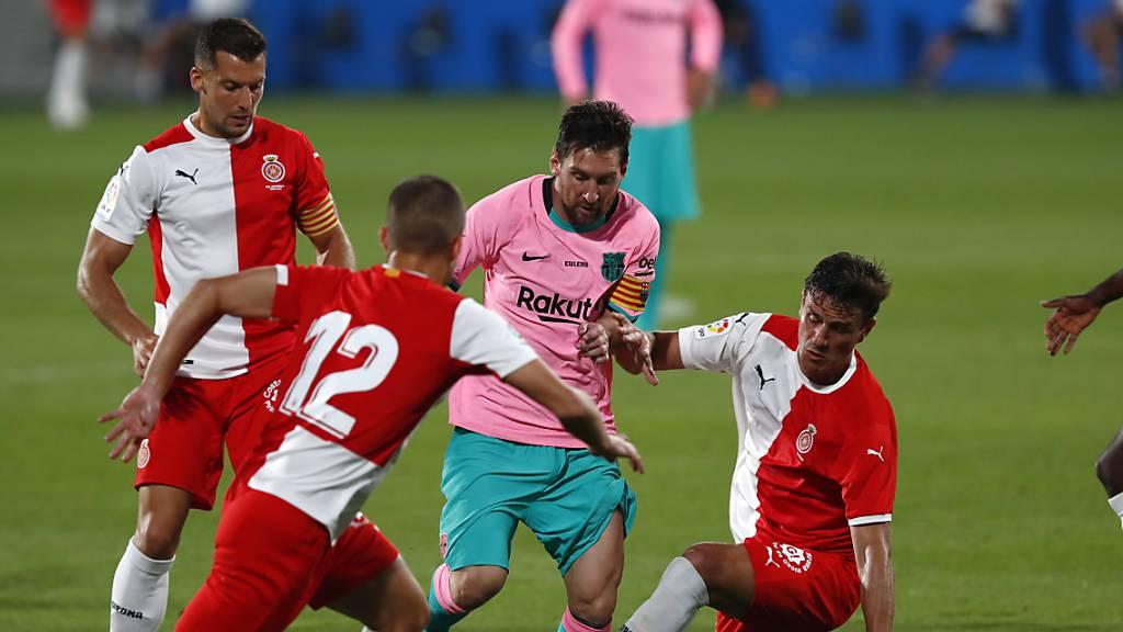Messi trifft doppelt bei Barcelonas Testspielsieg
