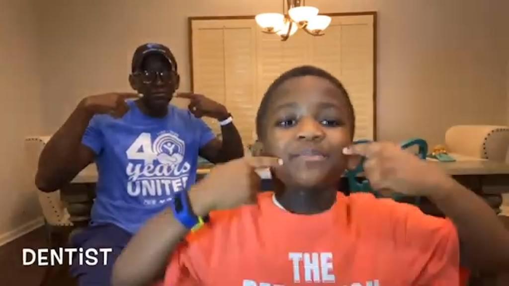 Dieser Junge versüsst Ihnen den Tag mit dem ABC-Lied