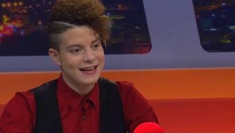 """Lucas Fischer schafft es als erster Schweizer direkt ins Finale von """"Supertalent"""" – im Talk Täglich erzählt von seinem Auftritt."""