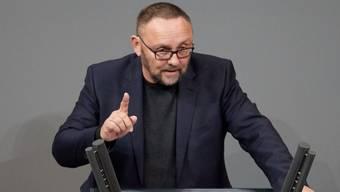 Der AfD-Politiker Frank Magnitz ist am Montagnachmittag in der deutschen Stadt Bremen von Unbekannten attackiert worden. (Archivbild)
