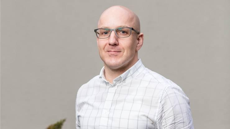 Einwohnerratspräsident Stefan Baumann: «Ich freue mich darauf, dass ich mich wieder persönlich  zu einem Geschäft im Einwohnerrat äussern darf.»