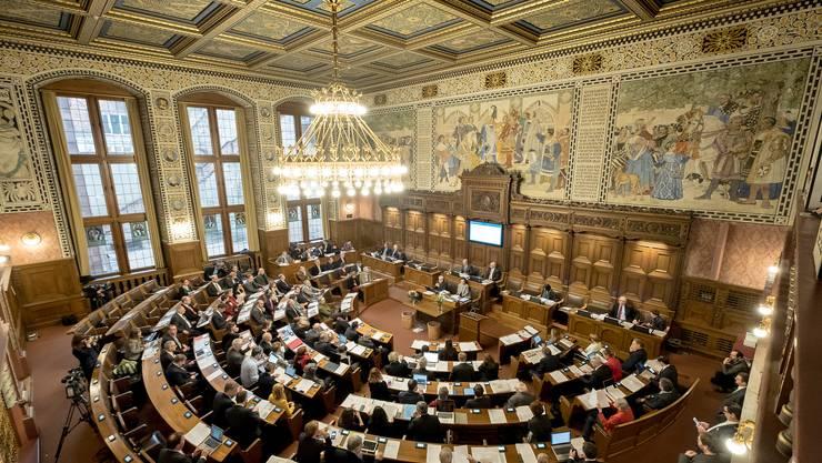 Der Grosse Rat wählt in seiner nächsten Sitzung das neue Präsidium.