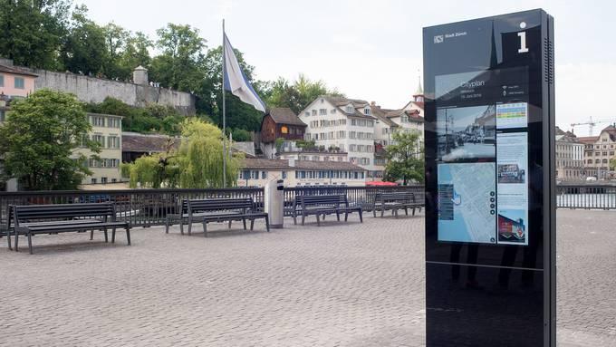 Smart City Zürich: 15 neue interaktive Stadtpläne