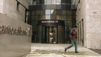 Rekordergebnis für Aargauische Kantonalbank (Symbolbild)
