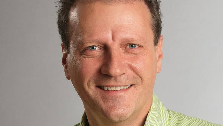 Patrick Schlatter, Gemeindepräsident Oberdorf.
