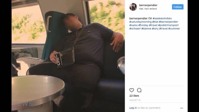 ÖV-Passagiere werden heimlich fotografiert