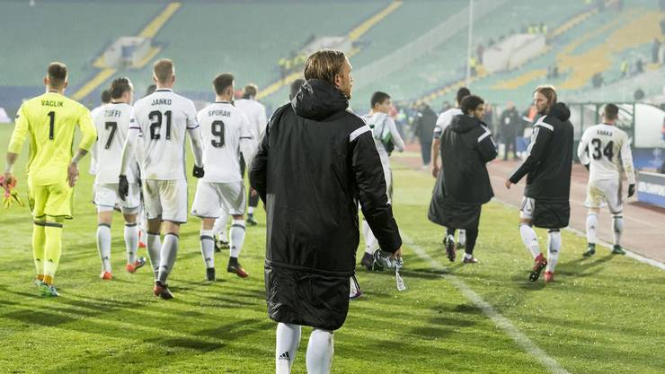 Nach dem Unentschieden gegen Rasgrad muss der FC Basel um das Überwintern im europäischen Wettbewerb zittern.