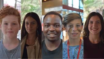 Berufsschau in Wettingen: Das wollen die Schüler einmal werden