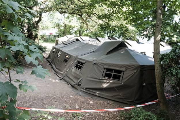 Damit kann der Kanton Aargau zusätzlich bis zu 140 Asylsuchende einquartieren