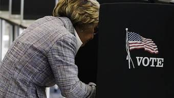 In den USA stehen auch viele Abstimmungen an