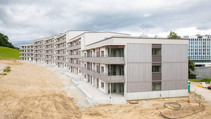 2019 wurde weniger in Neubauten investiert als im Vorjahr.